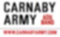 Carnaby Army Logo 2019