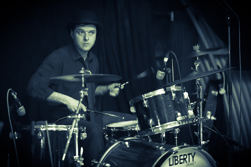 Dan Buskell drummer, Carnaby Army