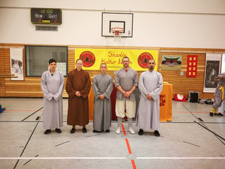 European Shaolin Meeting - Berlin 2017