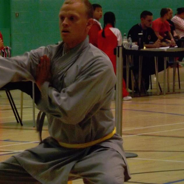 Shaolin Temple Enfield