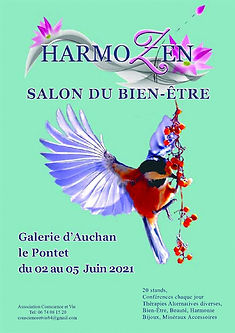 Salon Harmo Zen Auchan Le Pontet 2021 ok