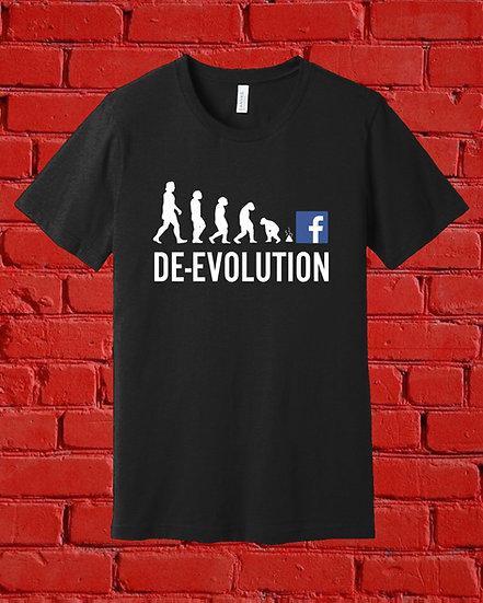 De-Evolution By Facebook