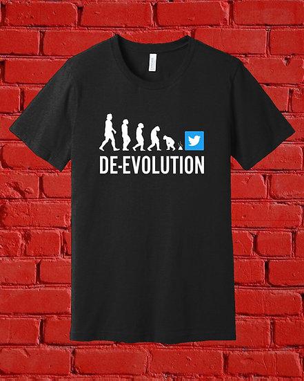 De-Evolution By Twitter