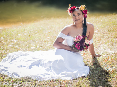 Katriel and Tatiana's Lakeside Wedding