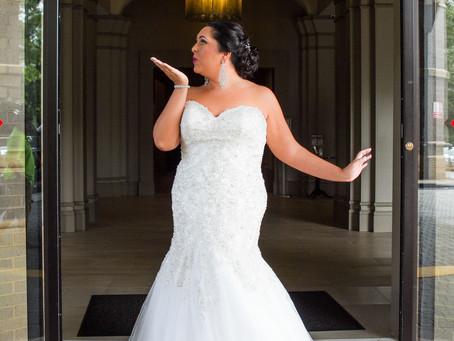 Stylized Bridal Portraits!