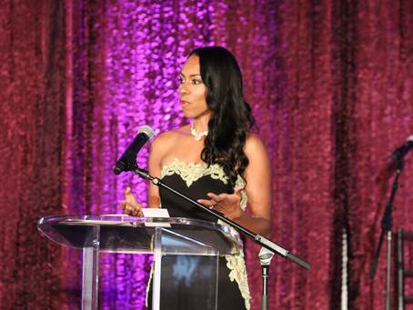Christopher Bridges aka Ludacris and Wife Eudoxie Bridges are Honored by CSPH