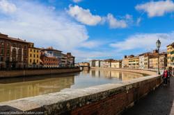 The City of Pisa