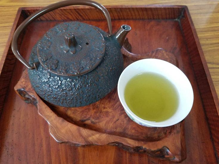 二番茶緑茶(お徳用1kgパック) (※R3年度分予約受付中)