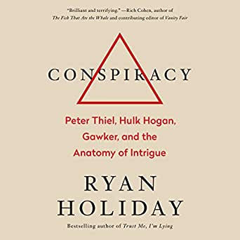 Conspiracy: Book Review