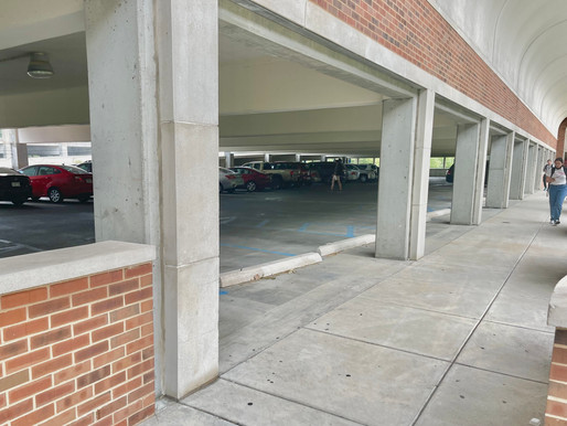 COVID-19: The Cure to UMSL's Parking Pandemic