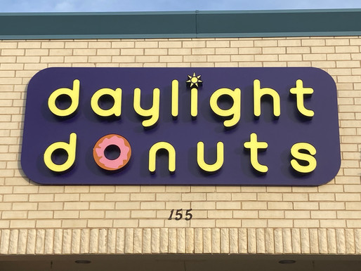 Dungeons and Dragons at Daylight Donuts