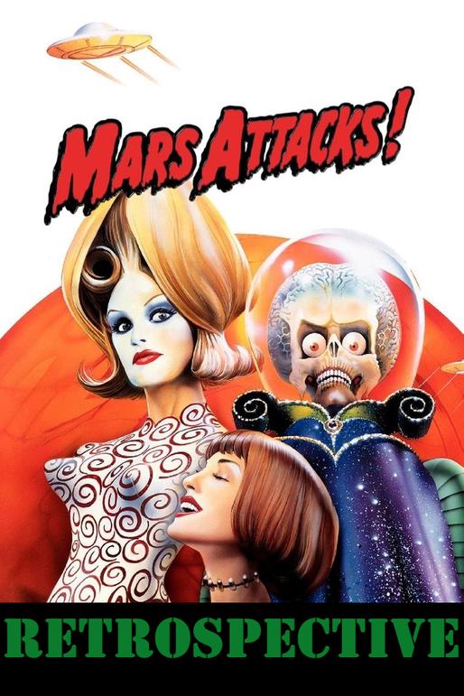 Mars Attacks! 25 Years Later