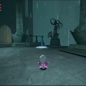 Bluefire: When Hollow Knight Met Zelda