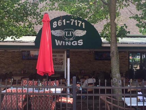 T.J. Wings, A West County Favorite