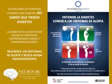 14 NOVIEMBRE: WORLD DIABETES DAY