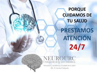 NeuroURC: Unidad de Rescate Cerebral