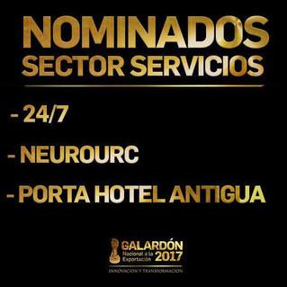 La Comisión de Turismo de Salud y Bienestar de AGEXPORT felicita al socio Neurourc por la nominación