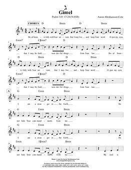 Songs of Scripture - Psalm 119 17-24 Gim
