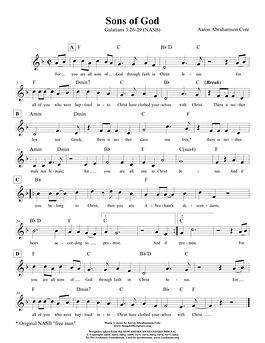 Songs of Scripture - The Word of God Set