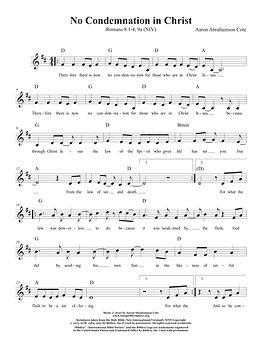 Songs of Scripture - Romans 8 1-4, 9a (N