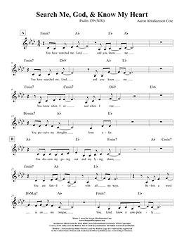 Songs of Scripture - Psalm 139 (NIV).jpg