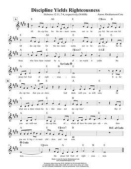 Songs of Scripture - Hebrews 12-11, 7-8
