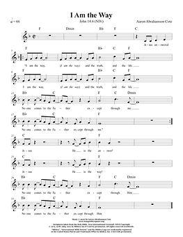 Songs of Scripture - John 14 6 (NIV) I A