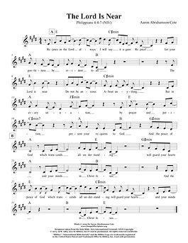 Songs of Scripture - Philippians 4 4-7.j