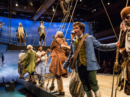 LOOKINGGLASS THEATER SHARES A TREASURE WITH CLASSIC TREASURE ISLAND
