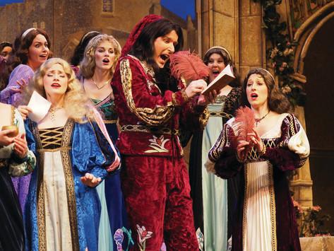 Gilbert & Sullivan's Patience: or Bunthorne's Bride