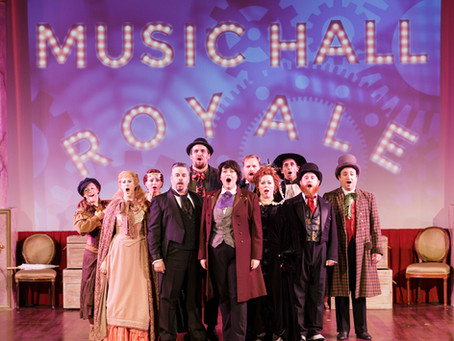 Edwin Drood, An Unexpected Delight