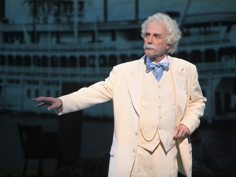 Floating Down the Mississippi with Mark Twain