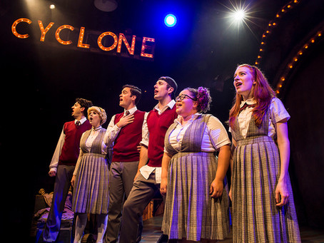 RIDE THE CYCLONE: CHICAGO SHAKESPEARE THEATER'S MUSICAL ROLLER COASTER