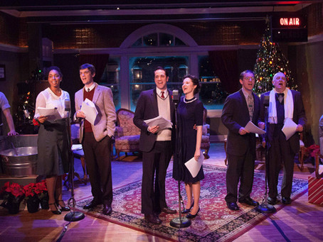 A Radio Play for Modern and Nostalgic Theater Goers