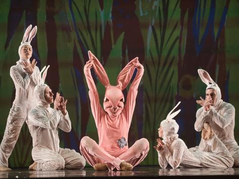 The Velveteen Rabbit Dances to Life at Yerba Buena