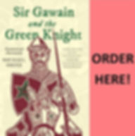 Order Sir Gawain and the Green Knight