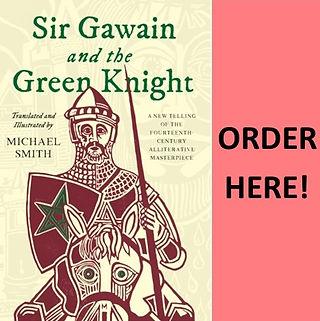 Order Sir Gawain and the Green Knight