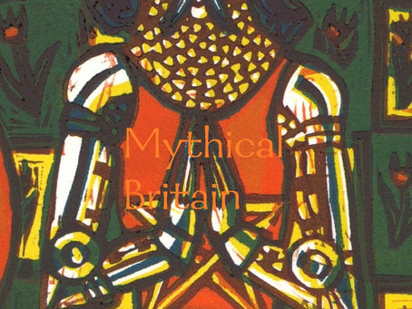 The Age of Chivalry - Inspiring my Books and Prints
