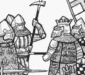 Surrender of Alencon at Agincourt