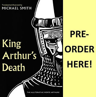 Pre-Order King Arthur's Death by Michael