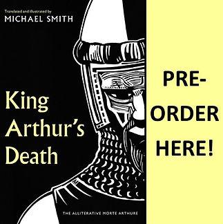 Pre-Order King Arthur's Death by Michael