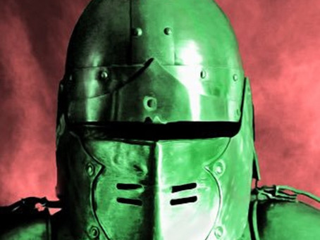 Review: Green Knight - a mediaeval lady's real thoughts on knighthood and chivalry