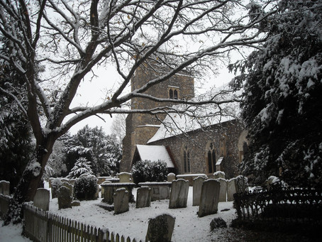Winter Poems by Candlelight - a magical evening at St James'