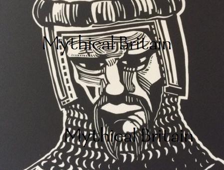 Illustrating my new translation of the Alliterative Morte Arthure (King Arthur's Death)
