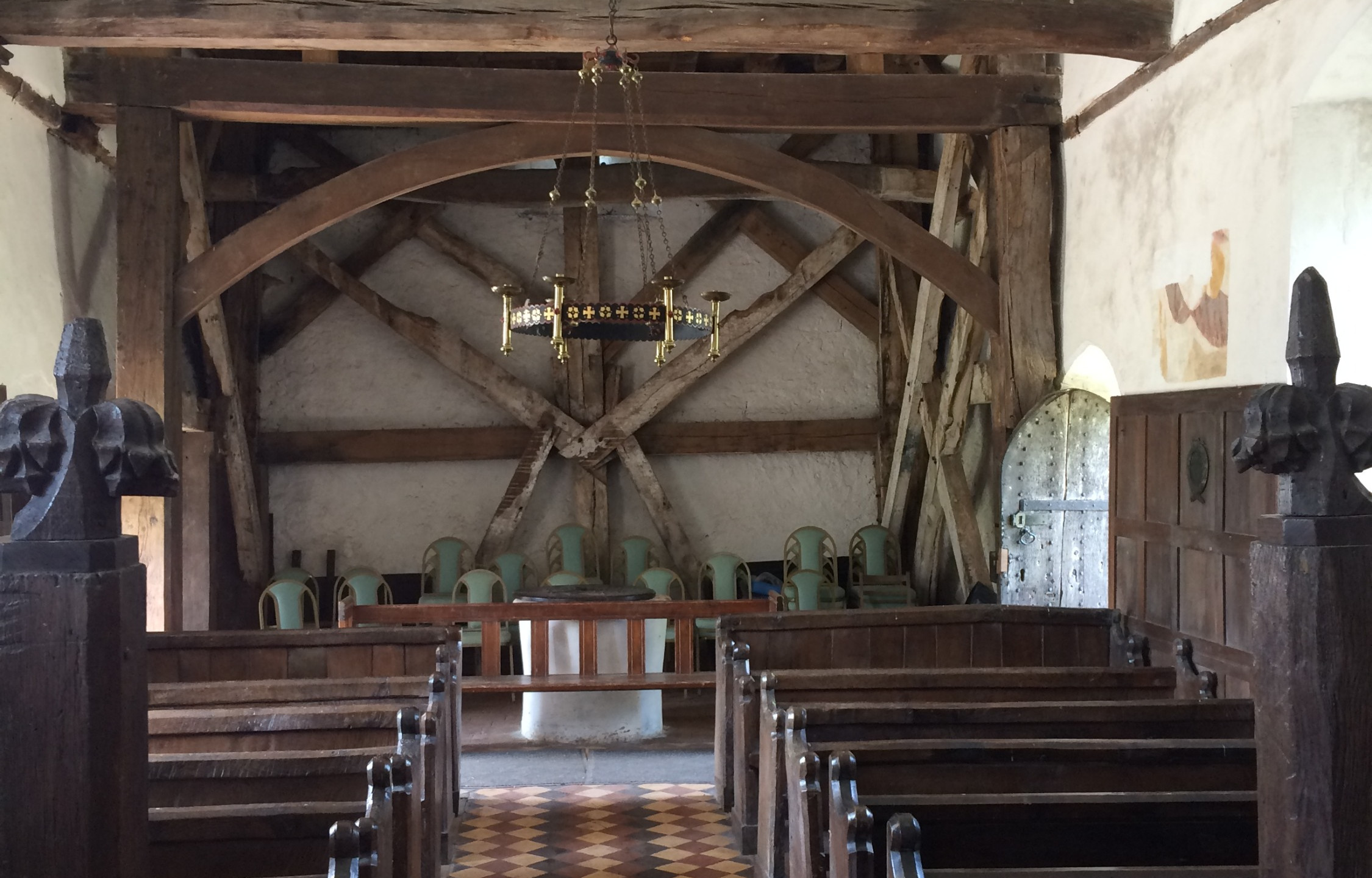 Wooden wonders - St Mary Magdalene