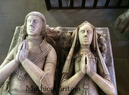 The Brereton Tomb, St Oswald's Church, Malpas, Cheshire