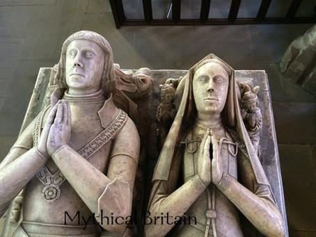 The Brereton Tomb, St Oswald's Church, Malpas, Cheshire