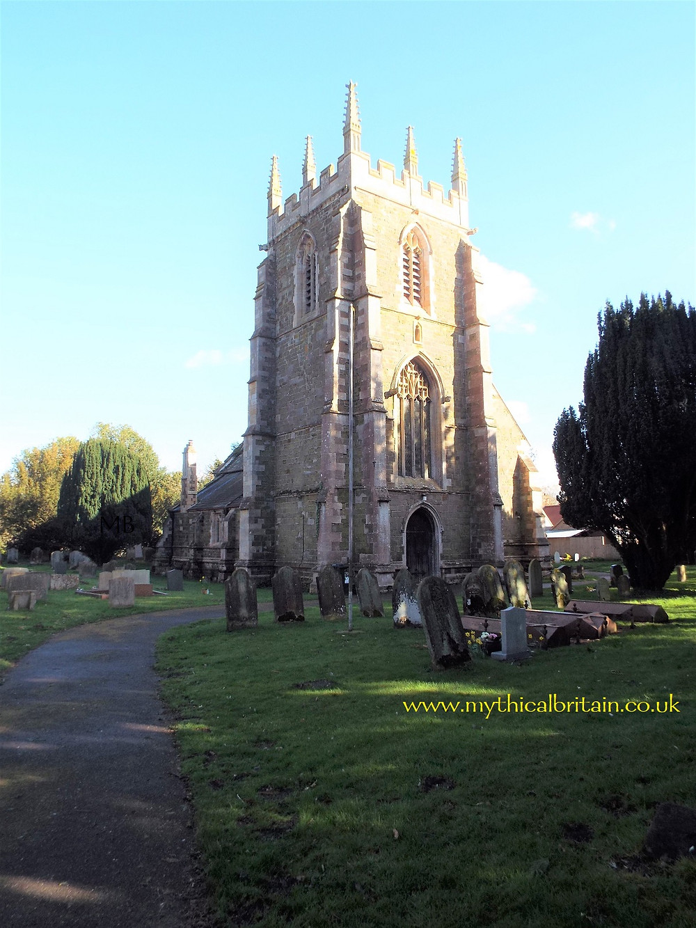 Image of the Church of Saints Peter and Paul, Bolingbroke, Lincolnshire