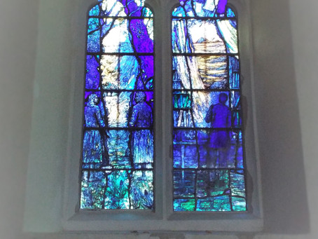 The Thomas Denny Window at St James' Church