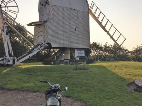 Chasing windmills on the Cambridgeshire borders